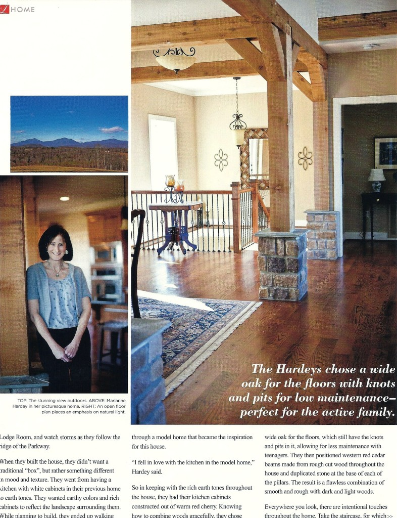 Lynchburg Living Magazine March/April 2013