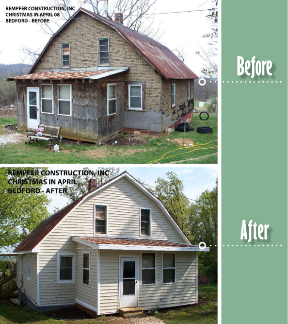 What Replacing Old Siding can do for your home