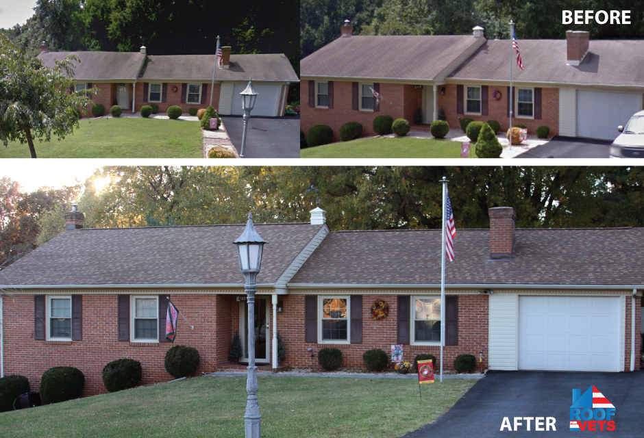 Roof For Vets - Rempfer Construction, Inc. - Lynchburg ...